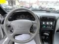 1998 Ford Mustang Medium Graphite Interior Dashboard Photo