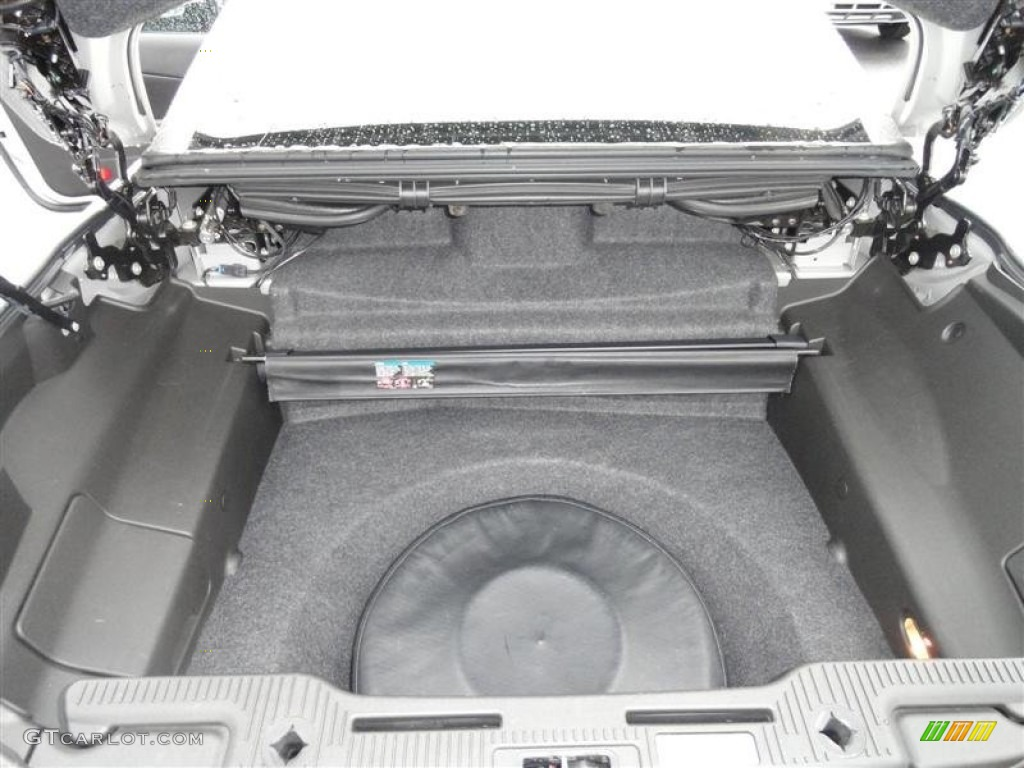 2007 Pontiac G6 GT Convertible Trunk Photo #59492094