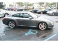 Meteor Grey Metallic - 911 Carrera S Coupe Photo No. 5