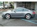2008 911 Carrera S Coupe Meteor Grey Metallic