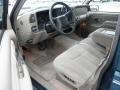 1998 Yukon SLE 4x4 Beige Interior