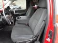 Ebony Interior Photo for 2008 Chevrolet Silverado 1500 #59498814