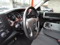 Ebony Steering Wheel Photo for 2008 Chevrolet Silverado 1500 #59498859