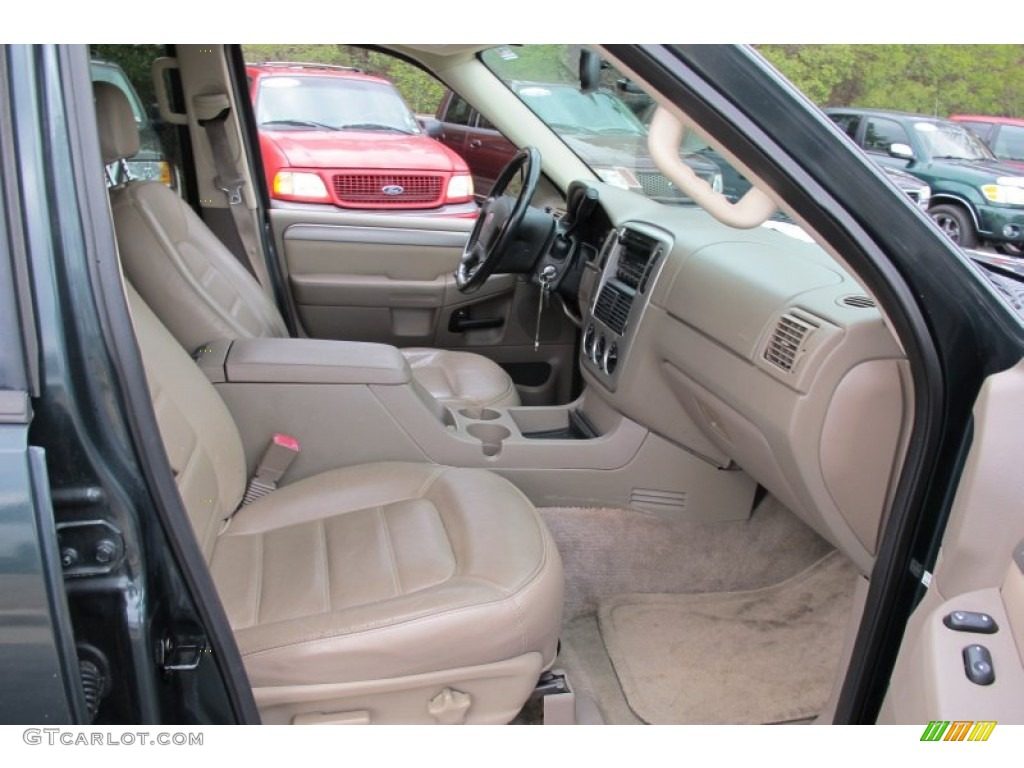 Exceptional Medium Parchment Beige Interior 2003 Ford Explorer XLT Photo #59503647 Ideas