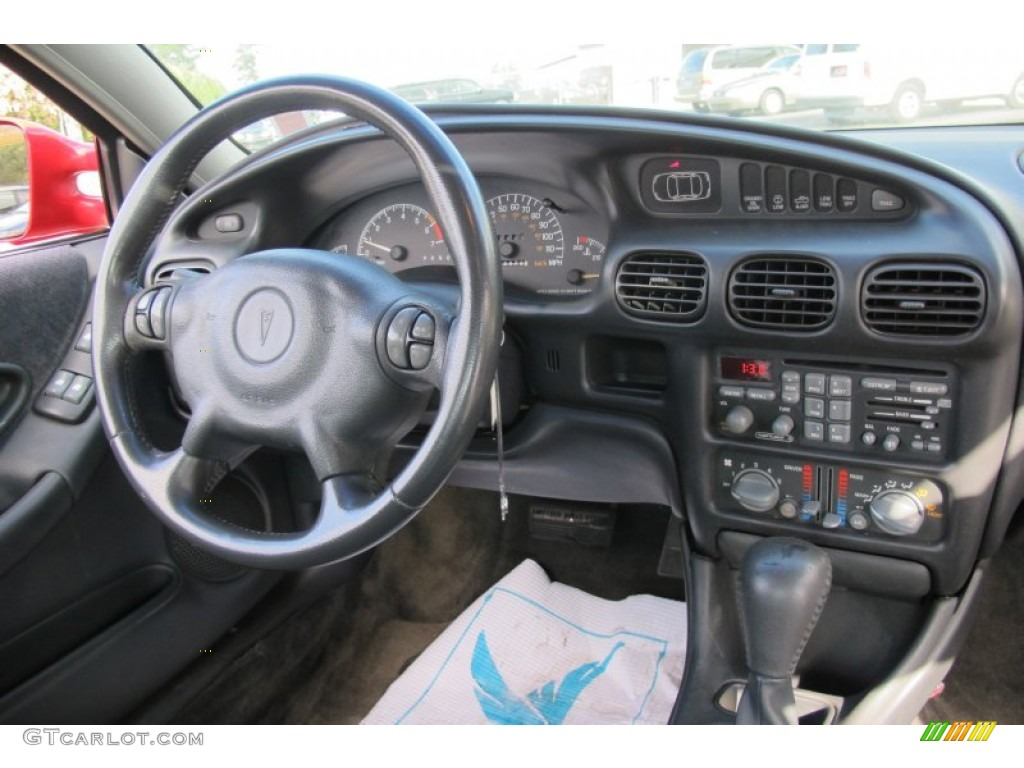 2002 Pontiac Grand Prix Gt Coupe Dashboard Photos