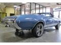 Nassau Blue - Cutlass S Convertible Photo No. 3