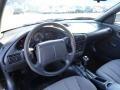 1999 Chevrolet Cavalier Graphite Interior Dashboard Photo