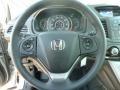 2012 Alabaster Silver Metallic Honda CR-V EX-L 4WD  photo #17