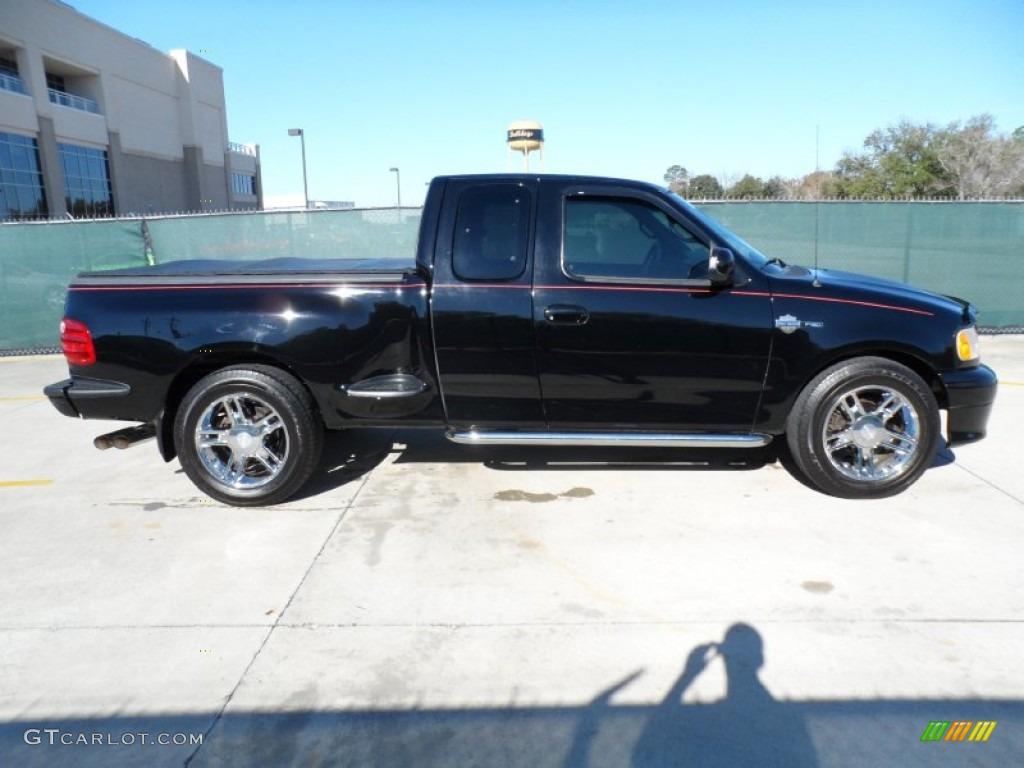 black 2000 ford f150 harley davidson extended cab exterior photo 59513982. Black Bedroom Furniture Sets. Home Design Ideas