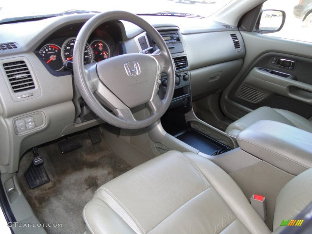 Saddle Interior 2006 Honda Pilot Lx Photo 59516064 Gtcarlot Com