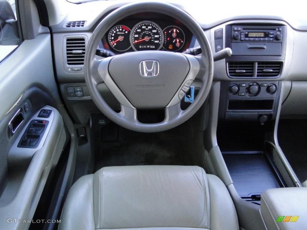 2006 Honda Pilot LX Saddle Dashboard Photo #59516139 ...