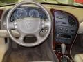 Dashboard of 2003 Aurora 4.0