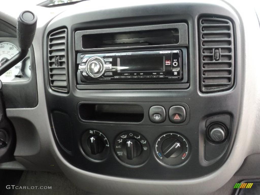 2002 Ford Escape Xls V6 Controls Photos Gtcarlot Com