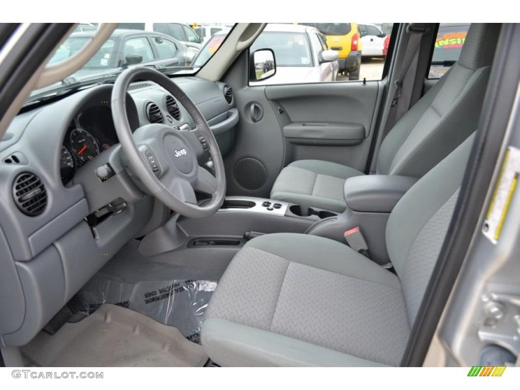 2006 Jeep Liberty Renegade Interior Photo 59525278