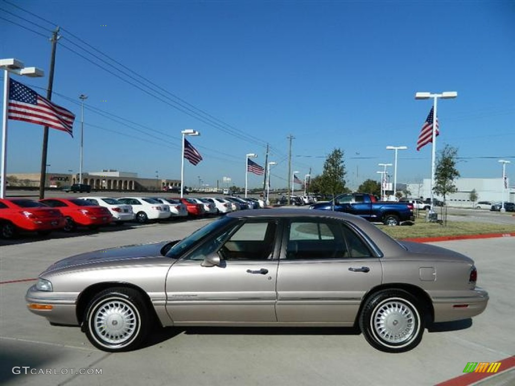 Platinum Beige Pearl 1998 Buick Lesabre Limited Exterior