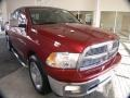 2011 Deep Cherry Red Crystal Pearl Dodge Ram 1500 Big Horn Crew Cab  photo #7