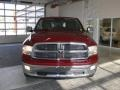 2011 Deep Cherry Red Crystal Pearl Dodge Ram 1500 Big Horn Crew Cab  photo #8