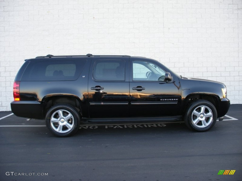black 2011 chevrolet suburban lt 4x4 exterior photo. Black Bedroom Furniture Sets. Home Design Ideas