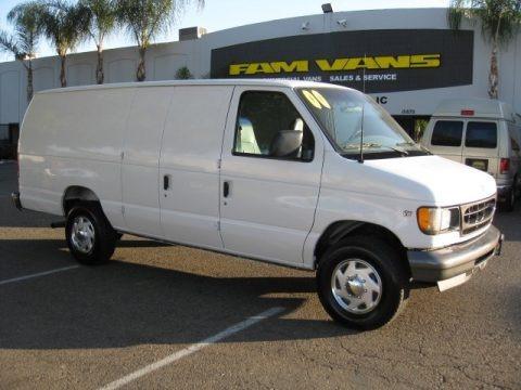 2000 ford e series van e350 cargo data info and specs. Black Bedroom Furniture Sets. Home Design Ideas
