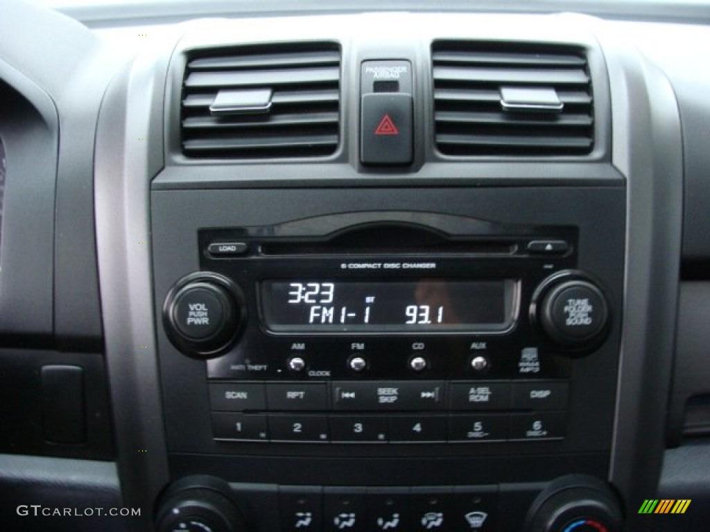 2008 CR-V EX 4WD - Royal Blue Pearl / Black photo #11