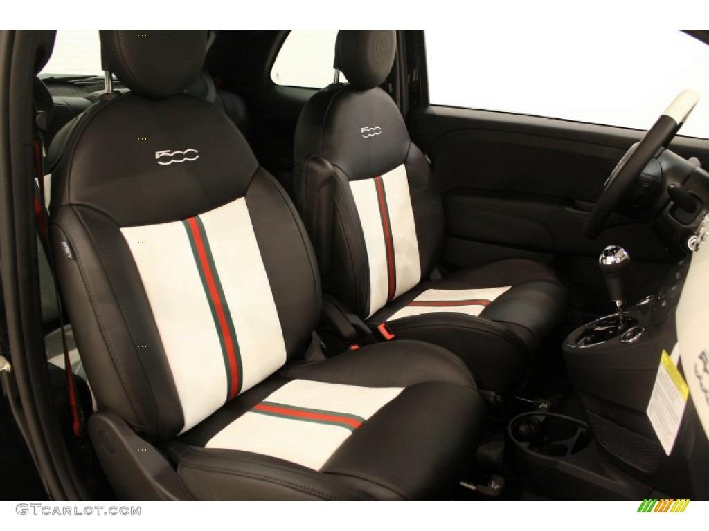 2012 Fiat 500 Gucci Interior Photo 59544360 Gtcarlot Com