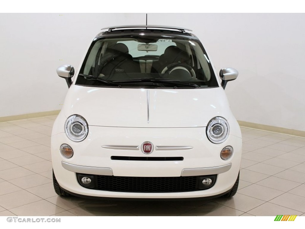 gucci bianco white 2012 fiat 500 gucci exterior photo 59544483. Black Bedroom Furniture Sets. Home Design Ideas