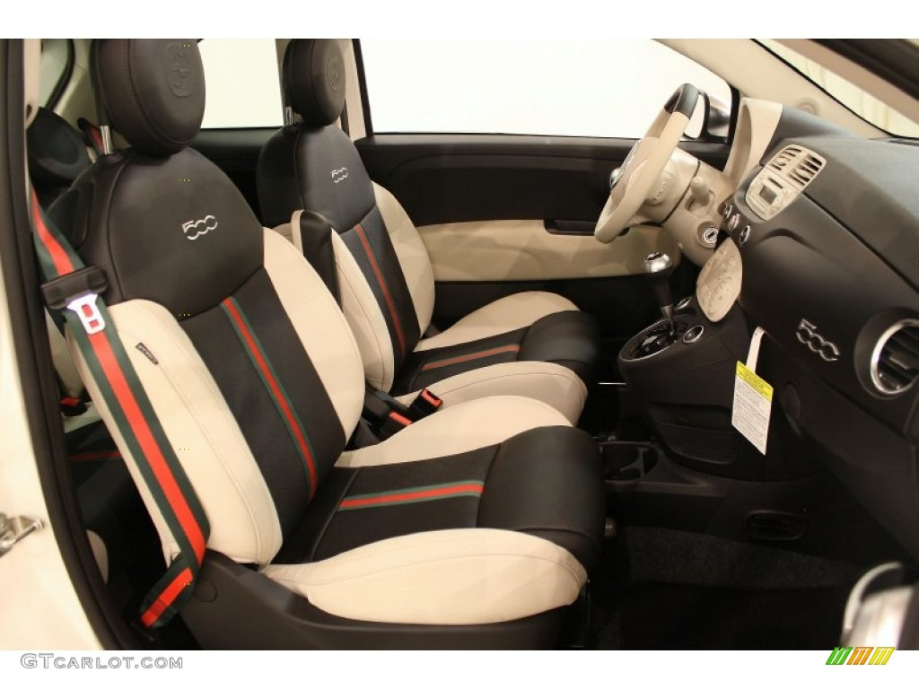 2012 Fiat 500 Gucci Interior Photo 59544684 Gtcarlot Com