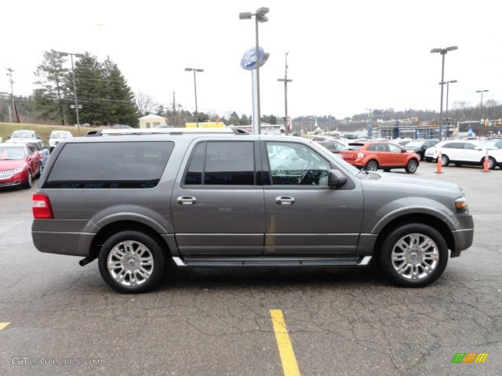2011 sterling grey metallic ford expedition el limited 4x4 59529113 photo 5. Black Bedroom Furniture Sets. Home Design Ideas