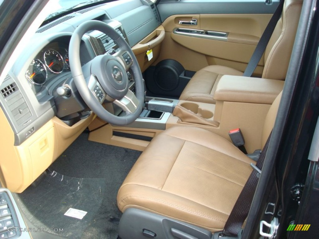 2012 Jeep Liberty Limited 4x4 Interior Photo #59551231