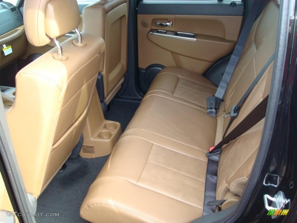 2012 jeep liberty limited 4x4 interior photo 59551242. Black Bedroom Furniture Sets. Home Design Ideas
