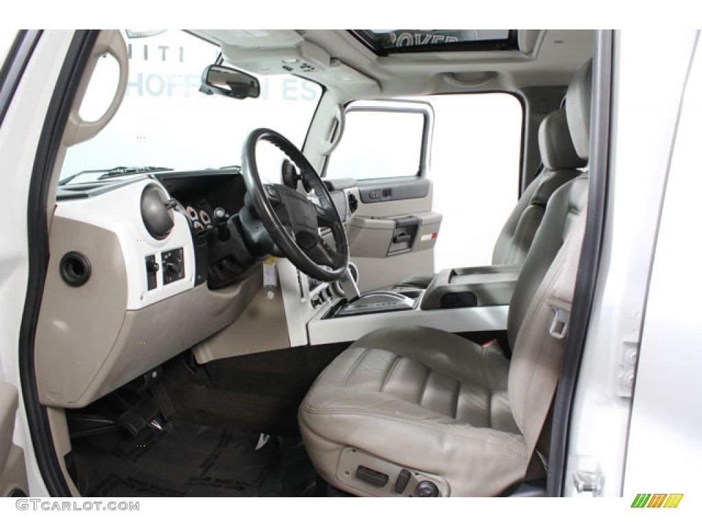 Wheat interior 2003 hummer h2 suv photo 59552985 - 2003 hummer h2 interior door panel ...