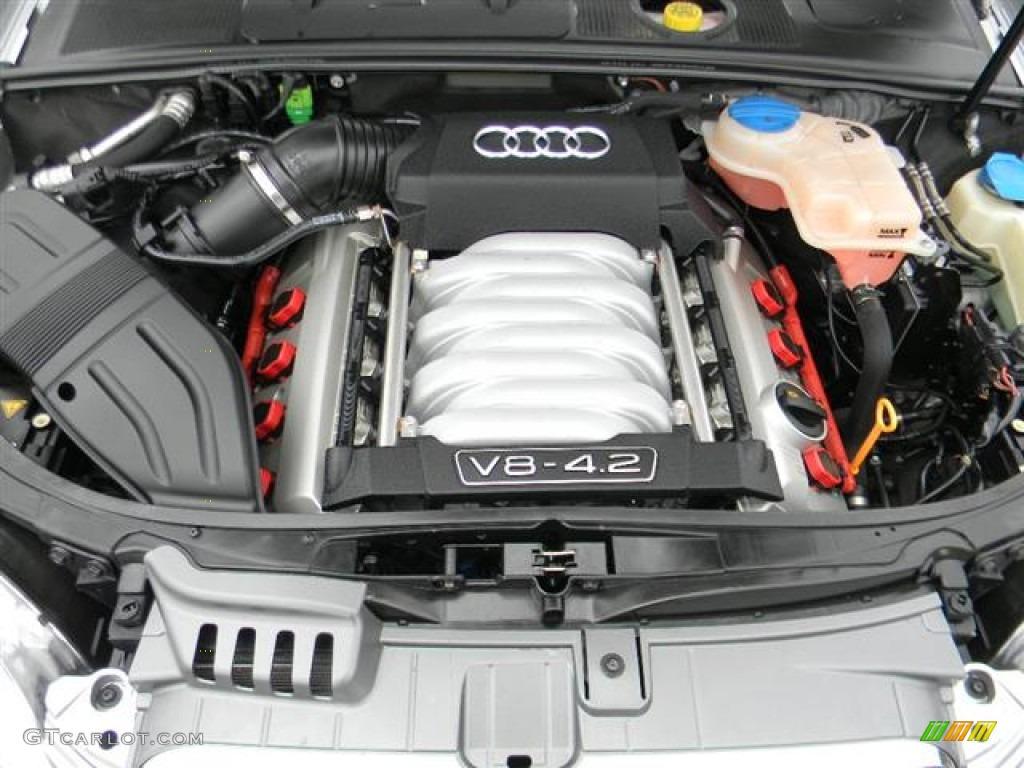 2008 Audi S4 4 2 Quattro Cabriolet 4 2 Liter Dohc 40 Valve
