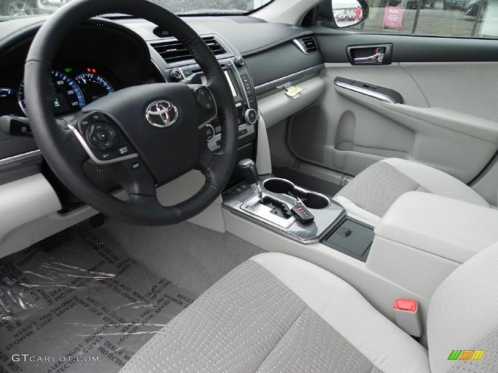 2012 Toyota Camry Hybrid Xle Interior Photo 59554821
