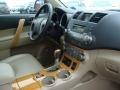 Sand Beige 2010 Toyota Highlander Interiors