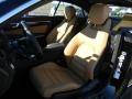 2012 E 550 Coupe Almond/Black Interior