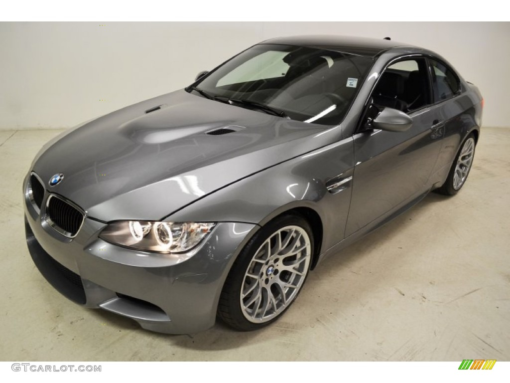 space gray metallic 2011 bmw m3 coupe exterior photo. Black Bedroom Furniture Sets. Home Design Ideas