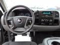 Dashboard of 2010 Sierra 1500 SL Extended Cab