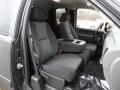 2010 Sierra 1500 SL Extended Cab Dark Titanium Interior