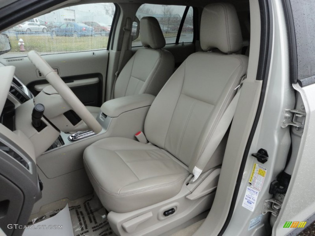 medium light stone interior 2007 ford edge sel awd photo. Black Bedroom Furniture Sets. Home Design Ideas