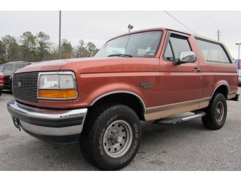 1994 ford bronco eddie bauer 4x4 data info and specs. Black Bedroom Furniture Sets. Home Design Ideas