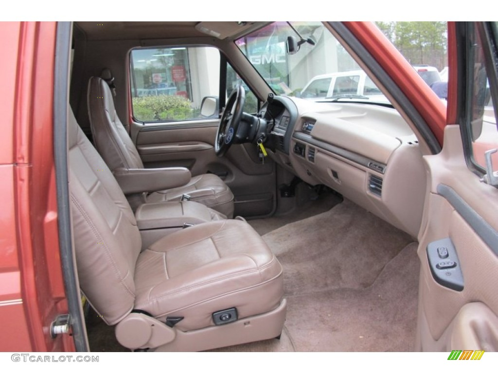tan interior 1994 ford bronco eddie bauer 4x4 photo 59570757 gtcarlot com gtcarlot com