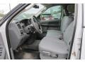 Medium Slate Gray Interior Photo for 2007 Dodge Ram 3500 #59570847