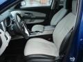Jet Black/Light Titanium Interior Photo for 2010 Chevrolet Equinox #59575509