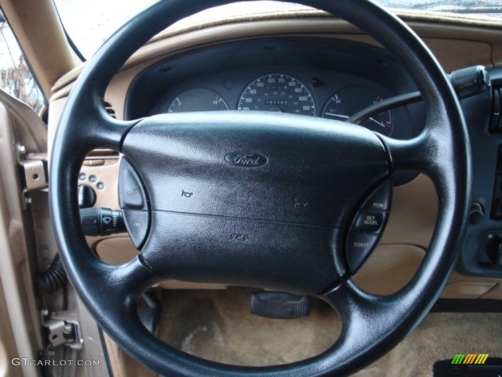 1996 ford ranger xlt regular cab beige steering wheel. Black Bedroom Furniture Sets. Home Design Ideas