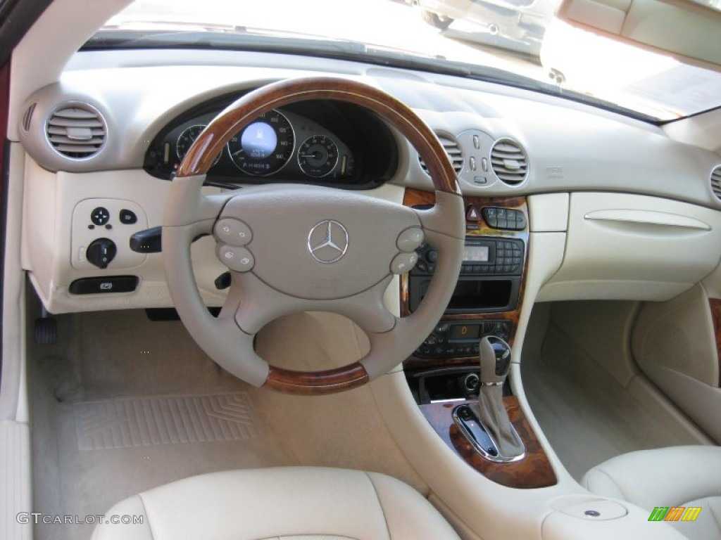 2003 mercedes benz clk 320 coupe stone dashboard photo for Mercedes benz dashboard
