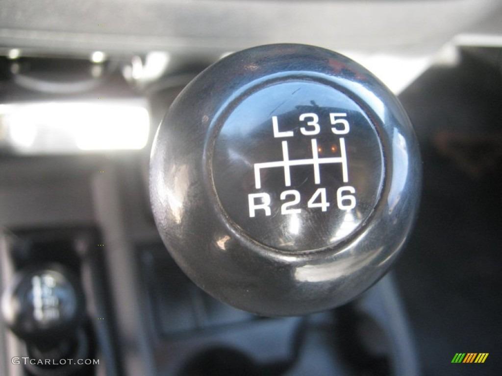 2006 Dodge Ram 3500 SLT Regular Cab 4x4 Chassis 6 Speed Manual ...