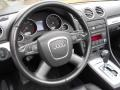 Black Steering Wheel Photo for 2008 Audi A4 #59585595