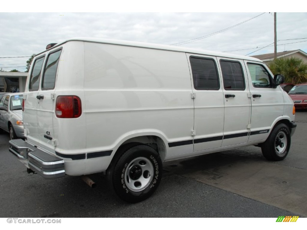 bright white 2003 dodge ram van 1500 cargo exterior photo 59589210. Black Bedroom Furniture Sets. Home Design Ideas