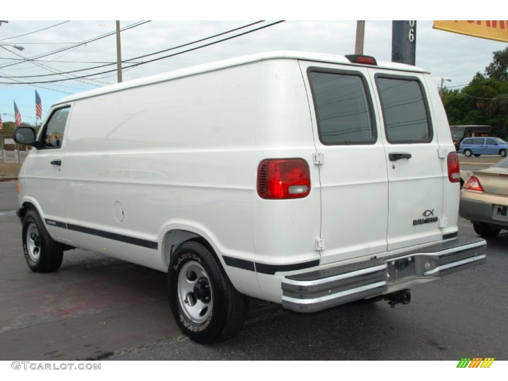 bright white 2003 dodge ram van 1500 cargo exterior photo 59589219. Black Bedroom Furniture Sets. Home Design Ideas