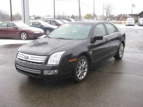 2009 ford fusion sel v6 blue suede data info and specs. Black Bedroom Furniture Sets. Home Design Ideas